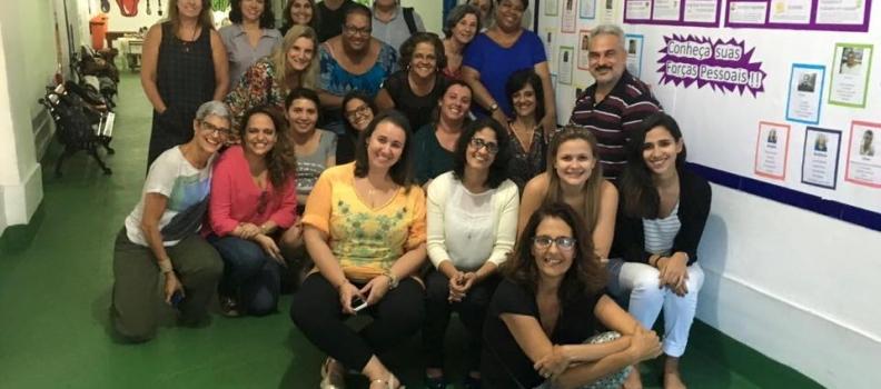 Workshop Educação Emocional Positiva
