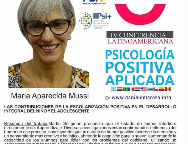 IV Conferência Latino-Americana de Psicologia Aplicada