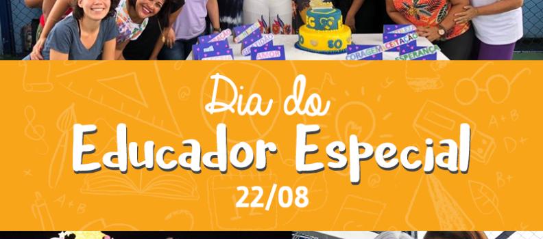 Dia do Educador Especial