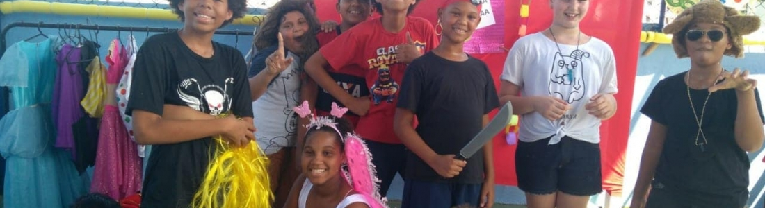 Carnaval – Turno da Tarde