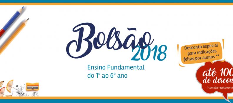 Bolsão 2018