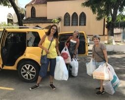 Doações para Santa Casa da Misericórdia