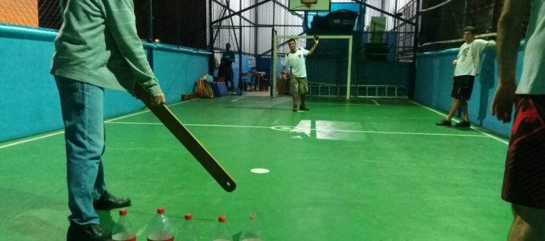 Críquete no EG