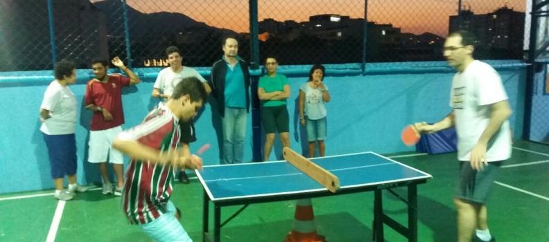 A China e o Tênis de mesa