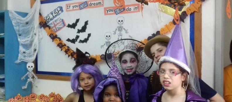 Halloween  – parte 1