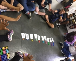 Grupo Alegria e a Matemática