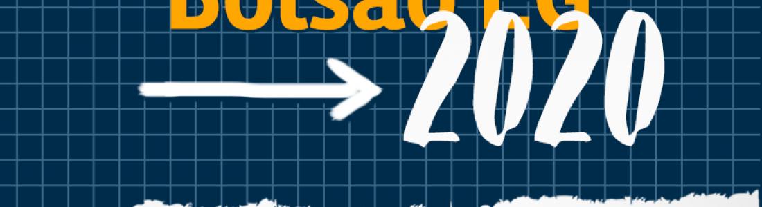 Abertas as Inscrições do Bolsão EG 2020